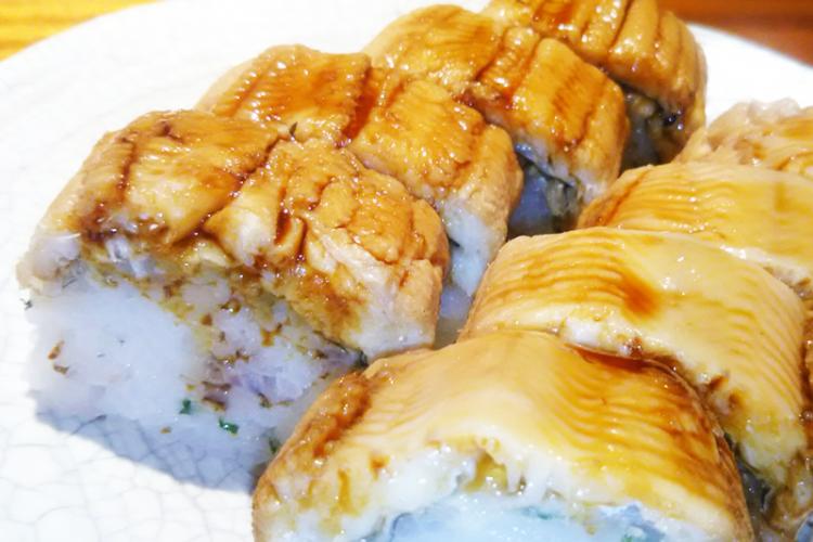 穴子の棒寿司 1本 1,944円